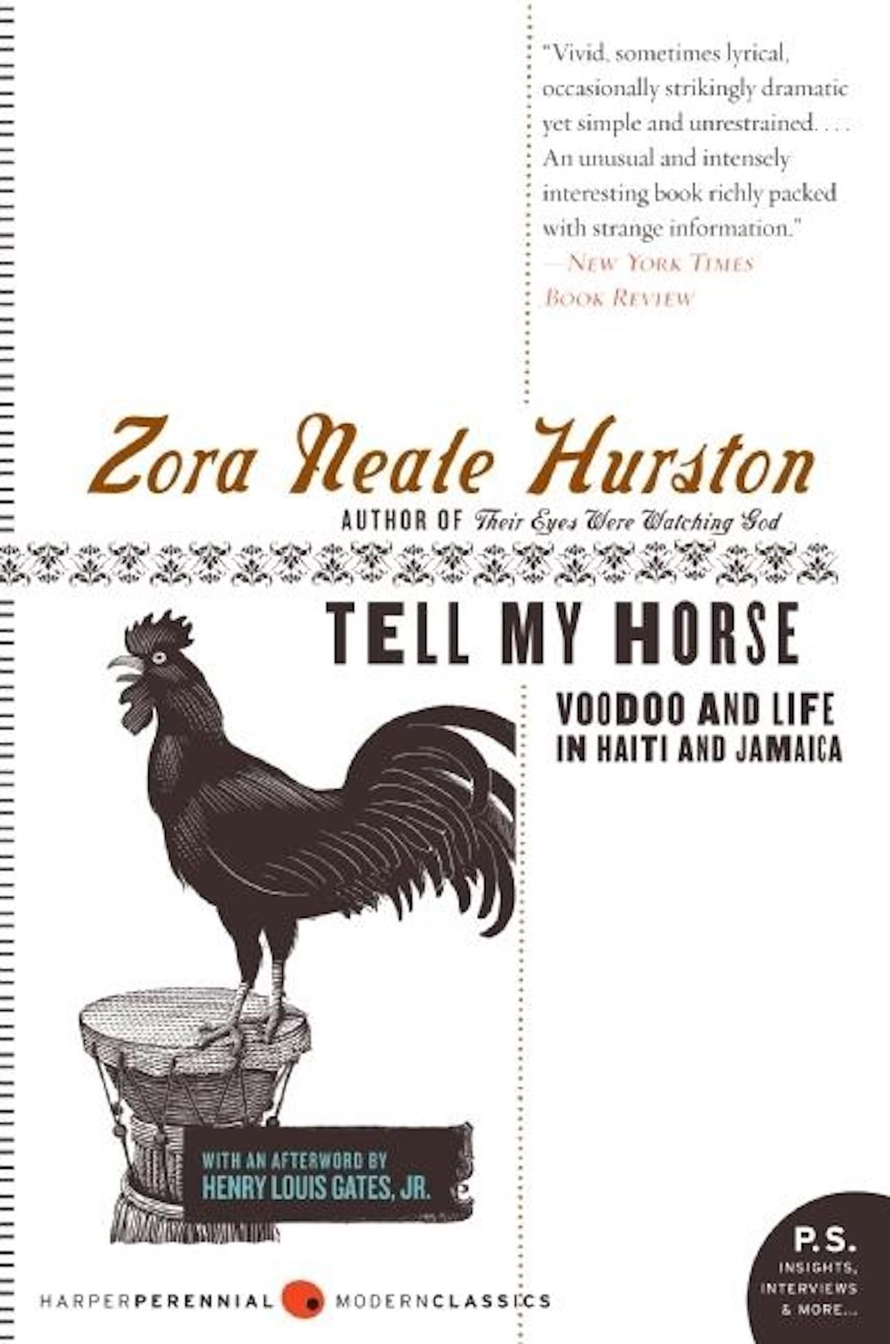 Tell My Horse travel books written by women