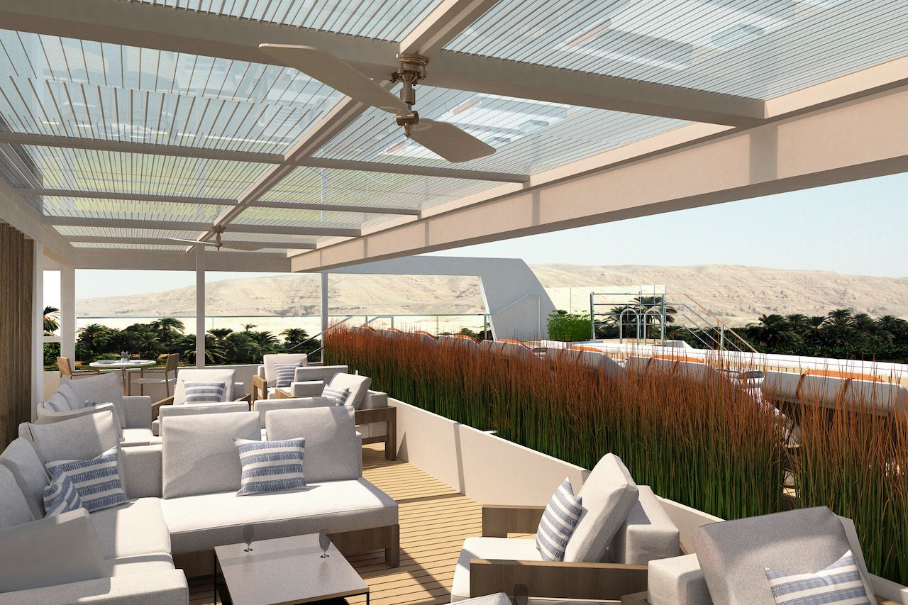 Viking Cruises The Aquavit Terrace