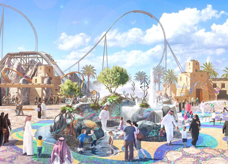 World's fastest roller coaster to open in Saudi Arabia in 2023