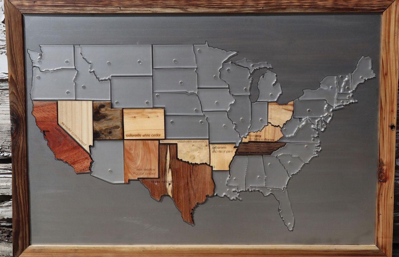 sawmill wood map