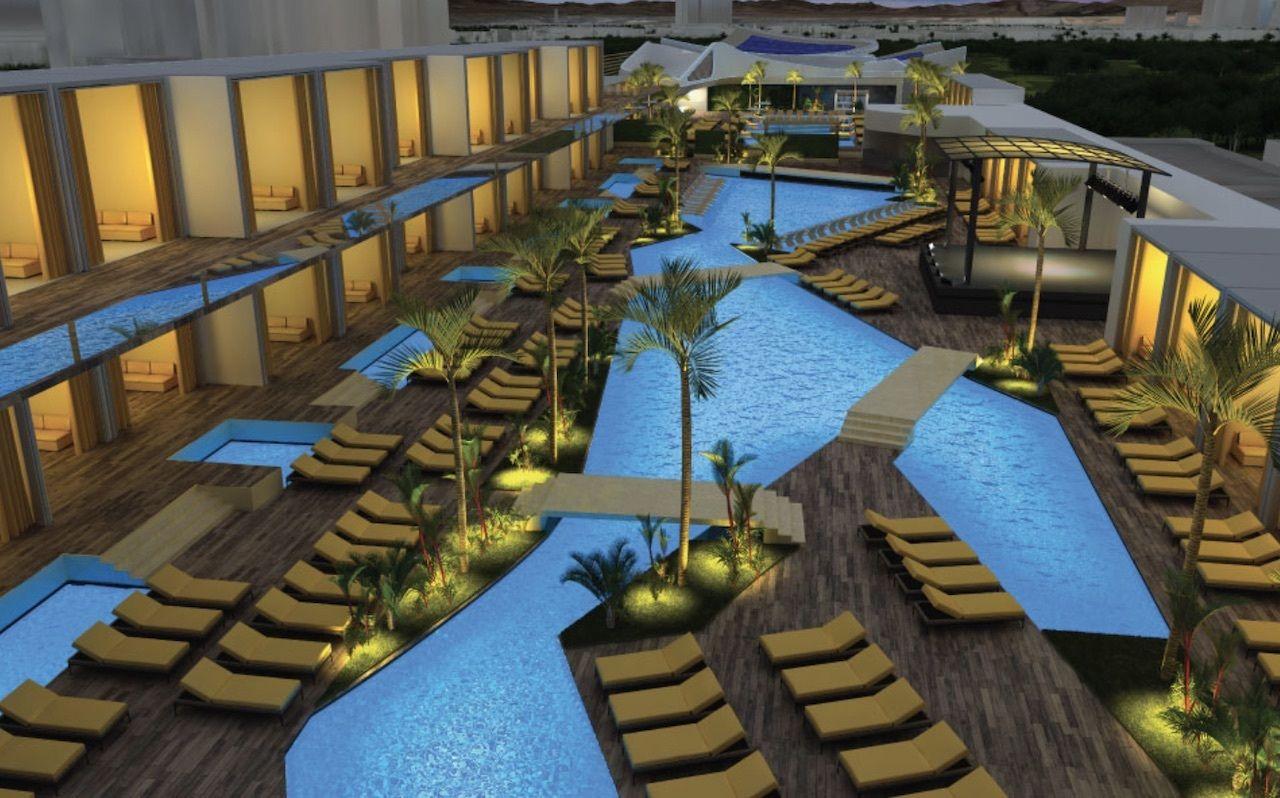 Vegas resort