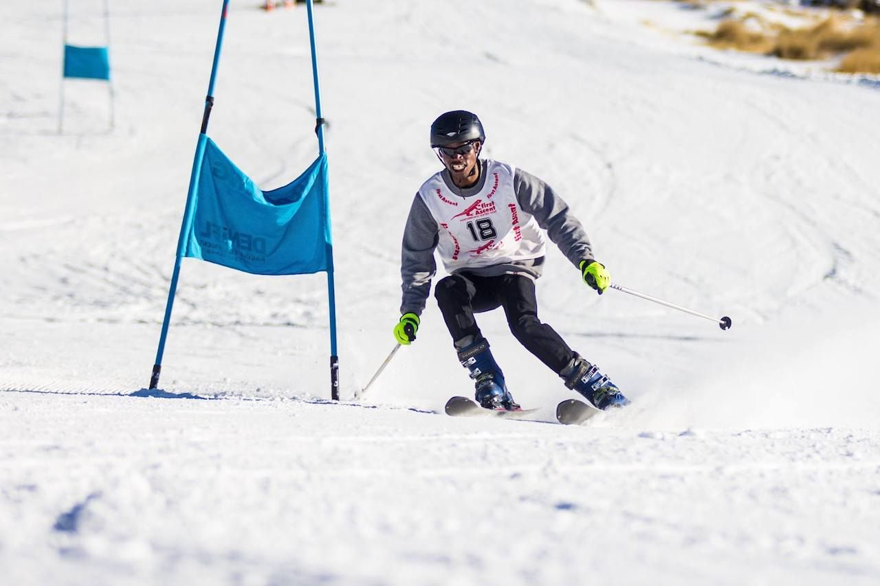 Afriski Mountain Resort skiing