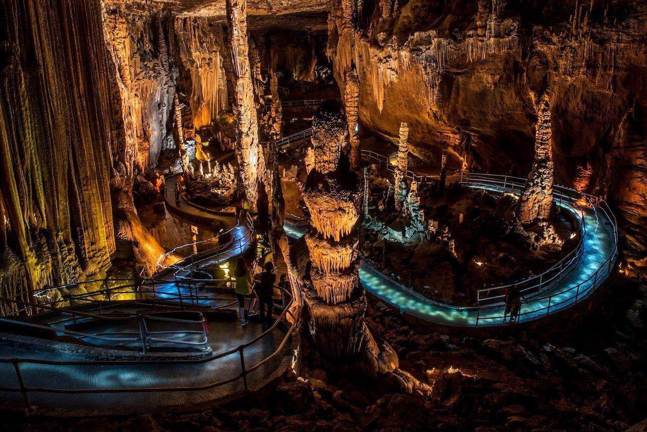 Arkansas Cave