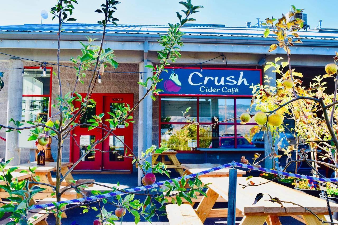 Crush Cider Cafe