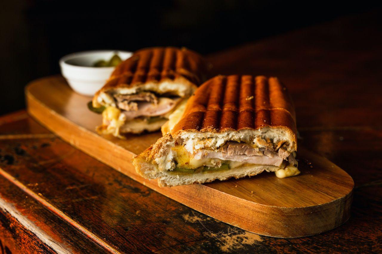 Cuban sandwich, New Jersey sandwiches