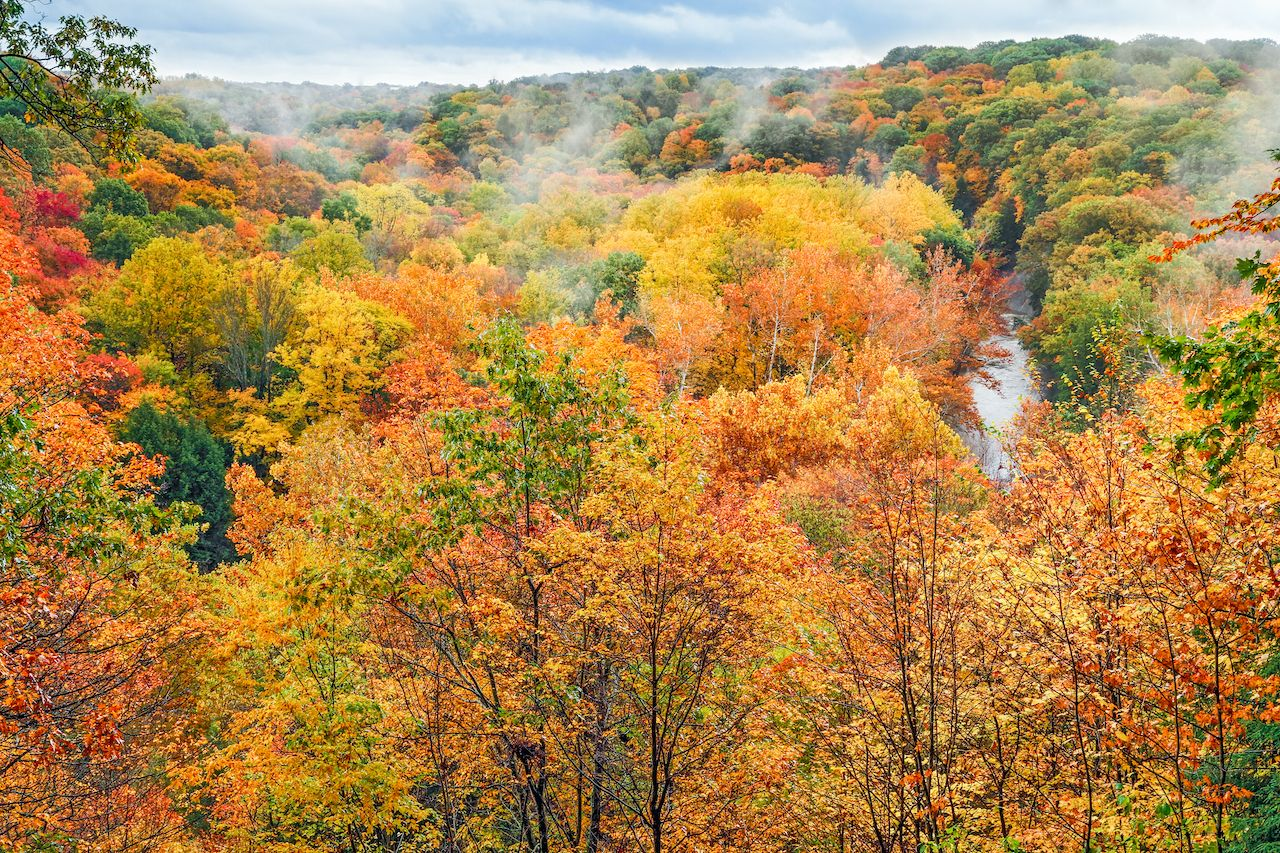 Cuyahoga, most visited national parks in 2020