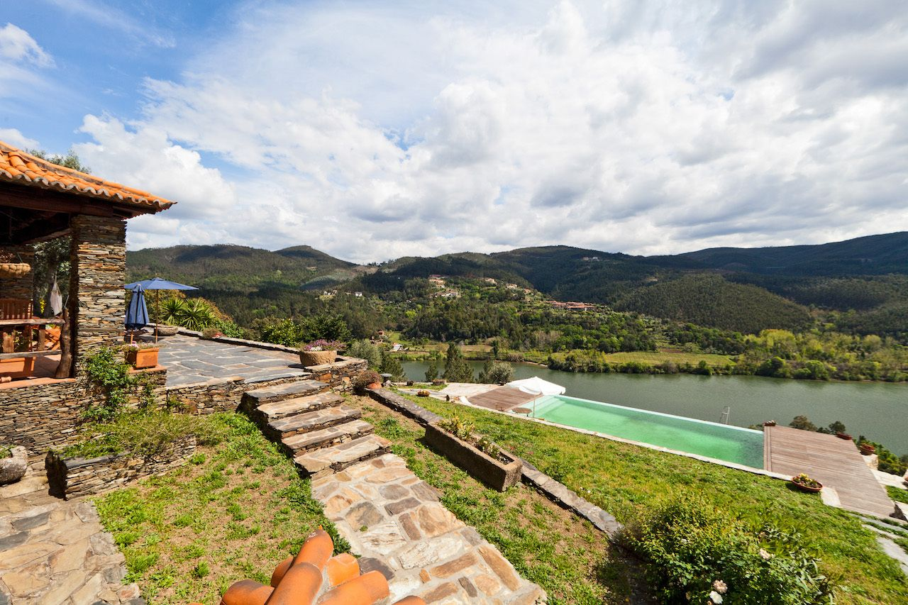 dog-friendly Airbnb in Portugal