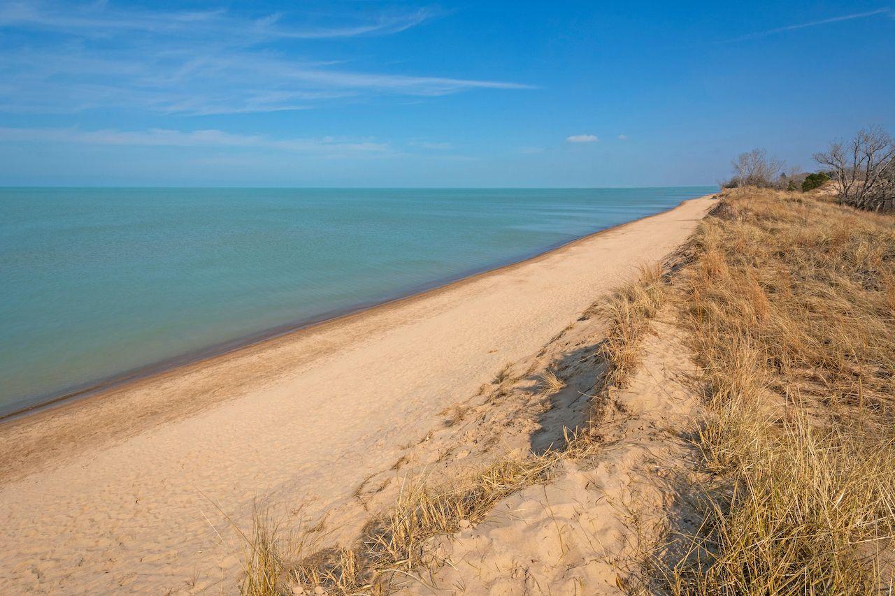 Dunes in Indiana