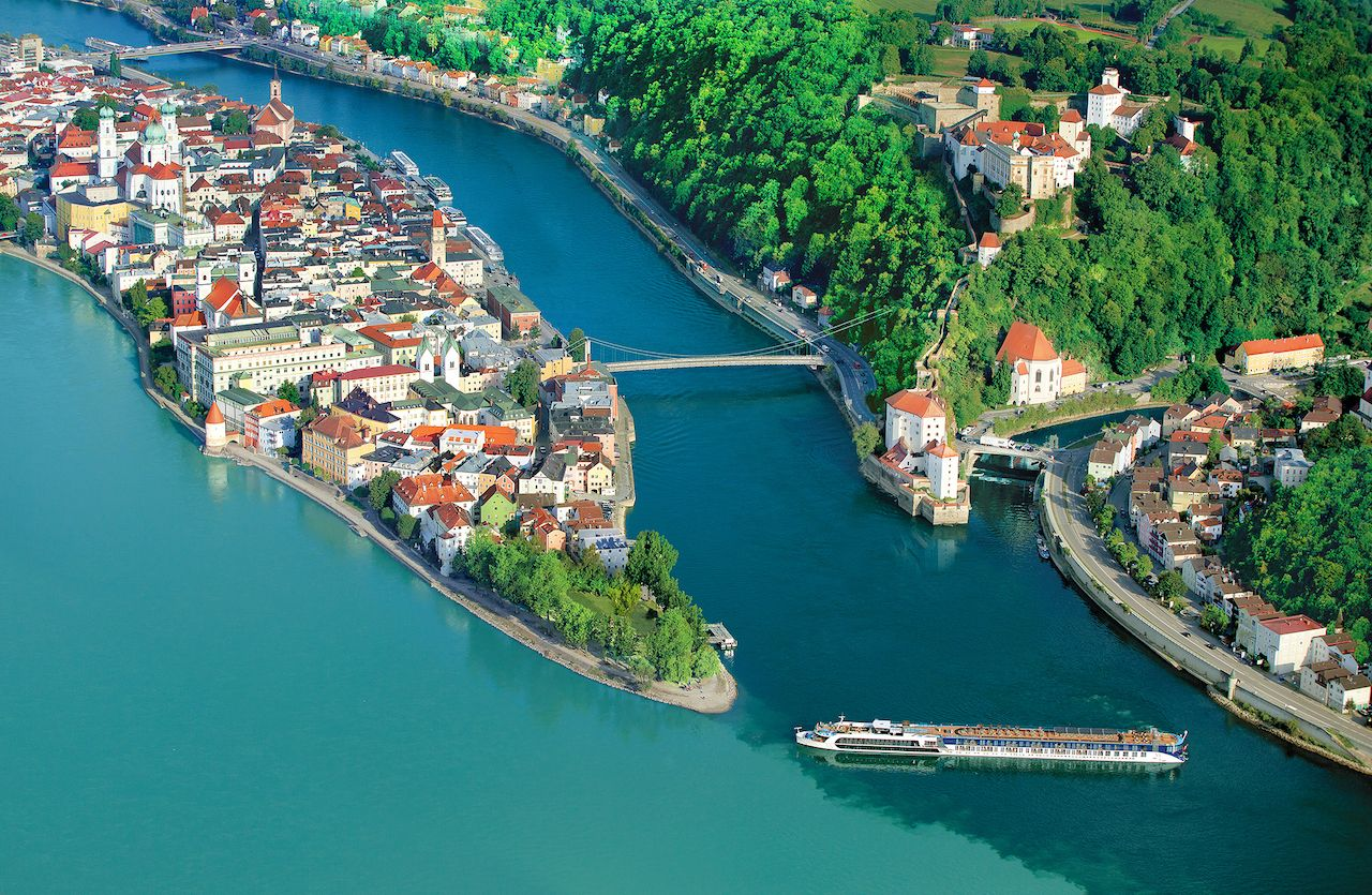 European river cruise will sail on seven rivers across 14 countries