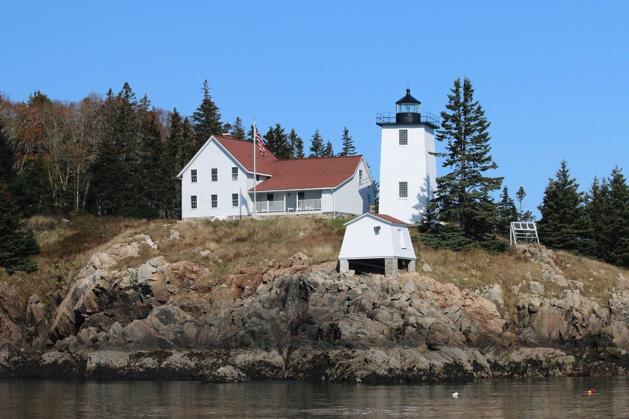 Friends of the Swans Island Lighthouse