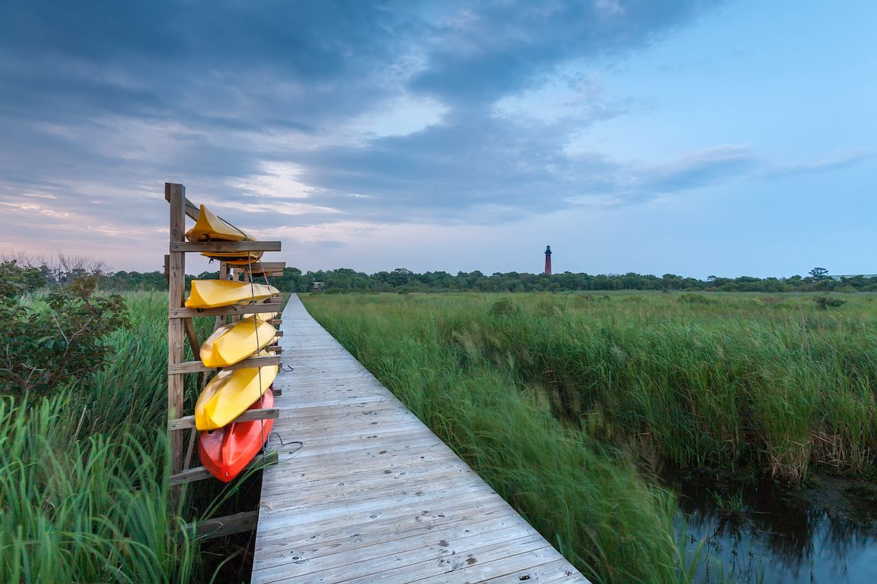 The adventure travel guide to North Carolina's Outer Banks