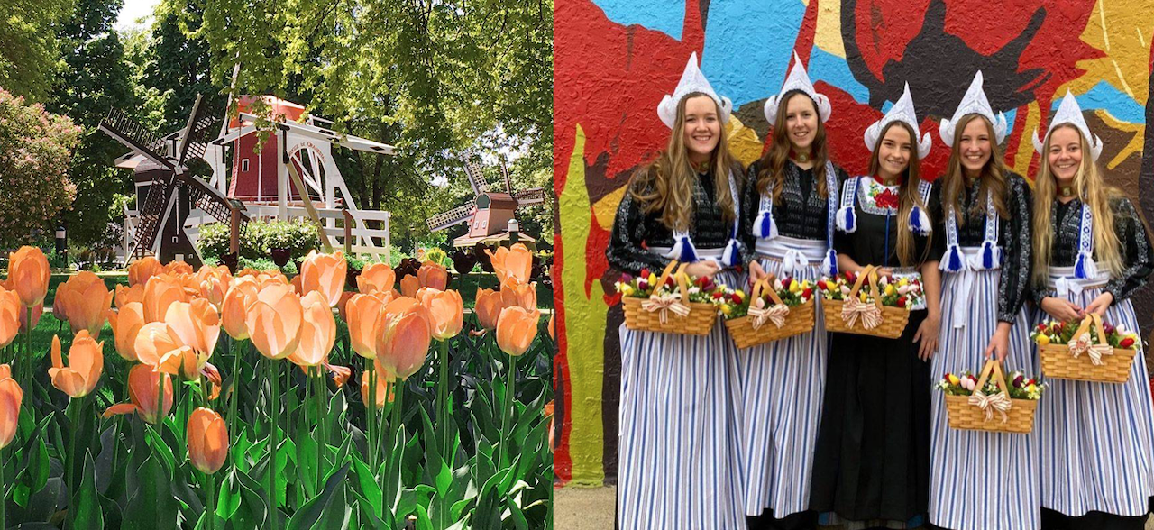 King's Day in Dutch culture in the US