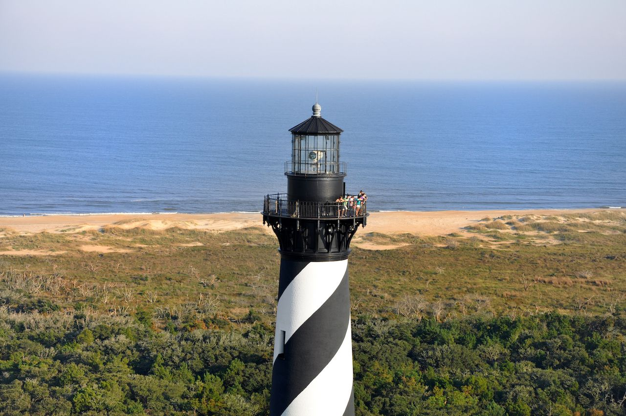 Outer Banks adventure travel guide