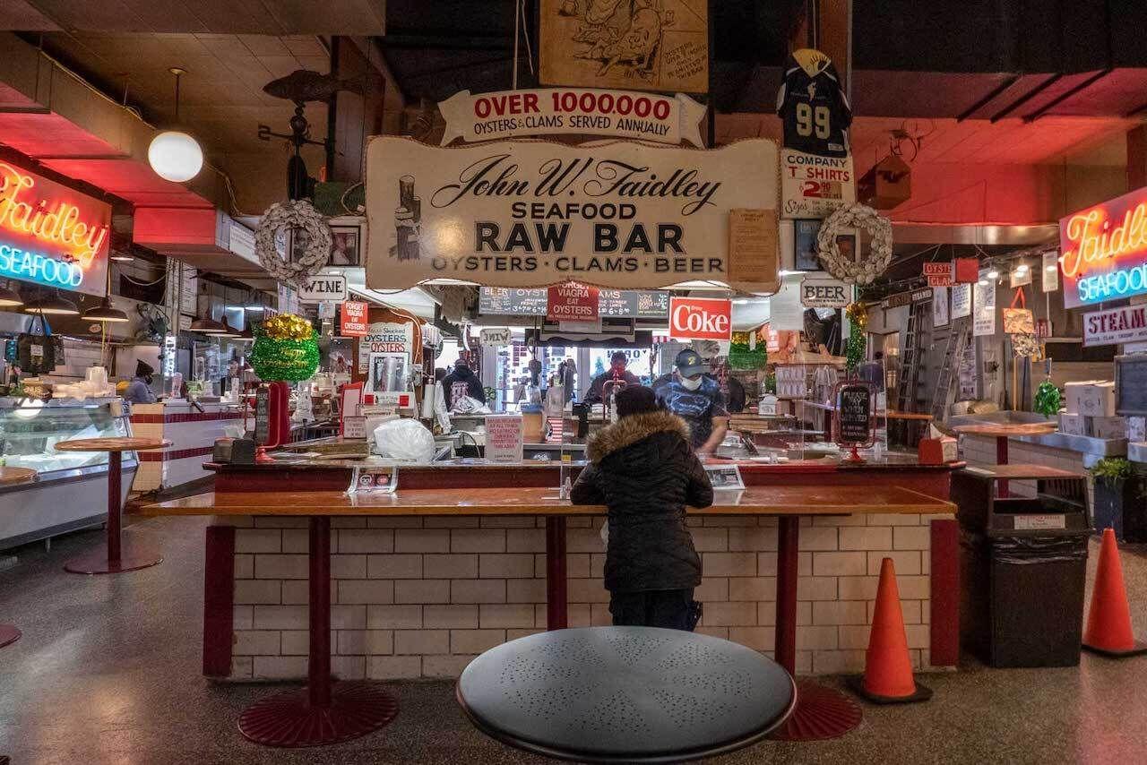 Lexington Market, Baltimore, best attractions