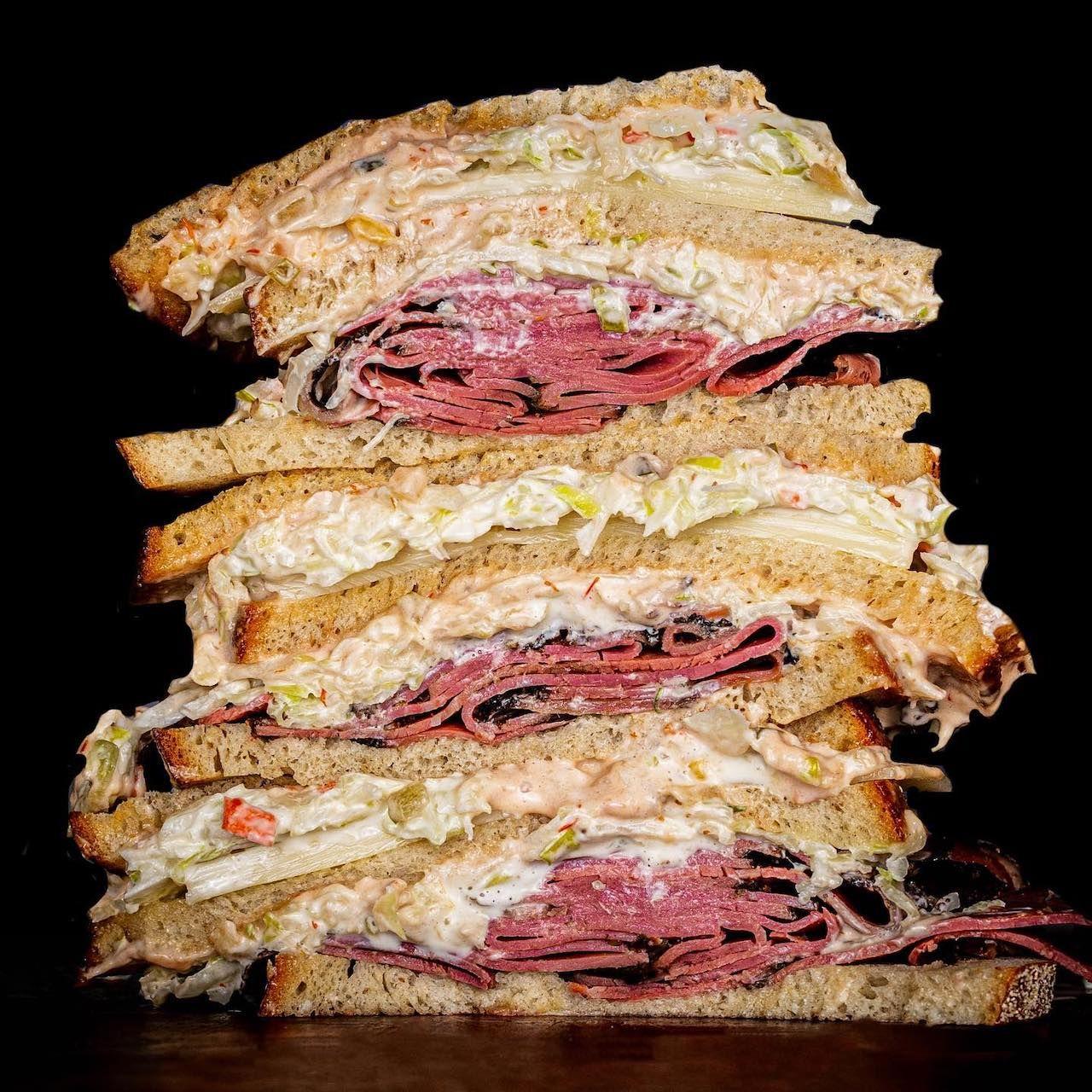 Millburn Deli, New Jersey sandwiches
