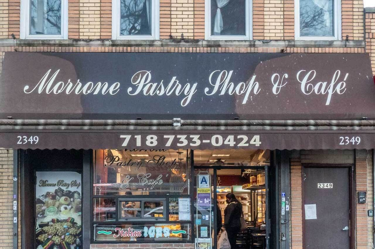 Morrone's Pastry Shop, Bronx bakeries