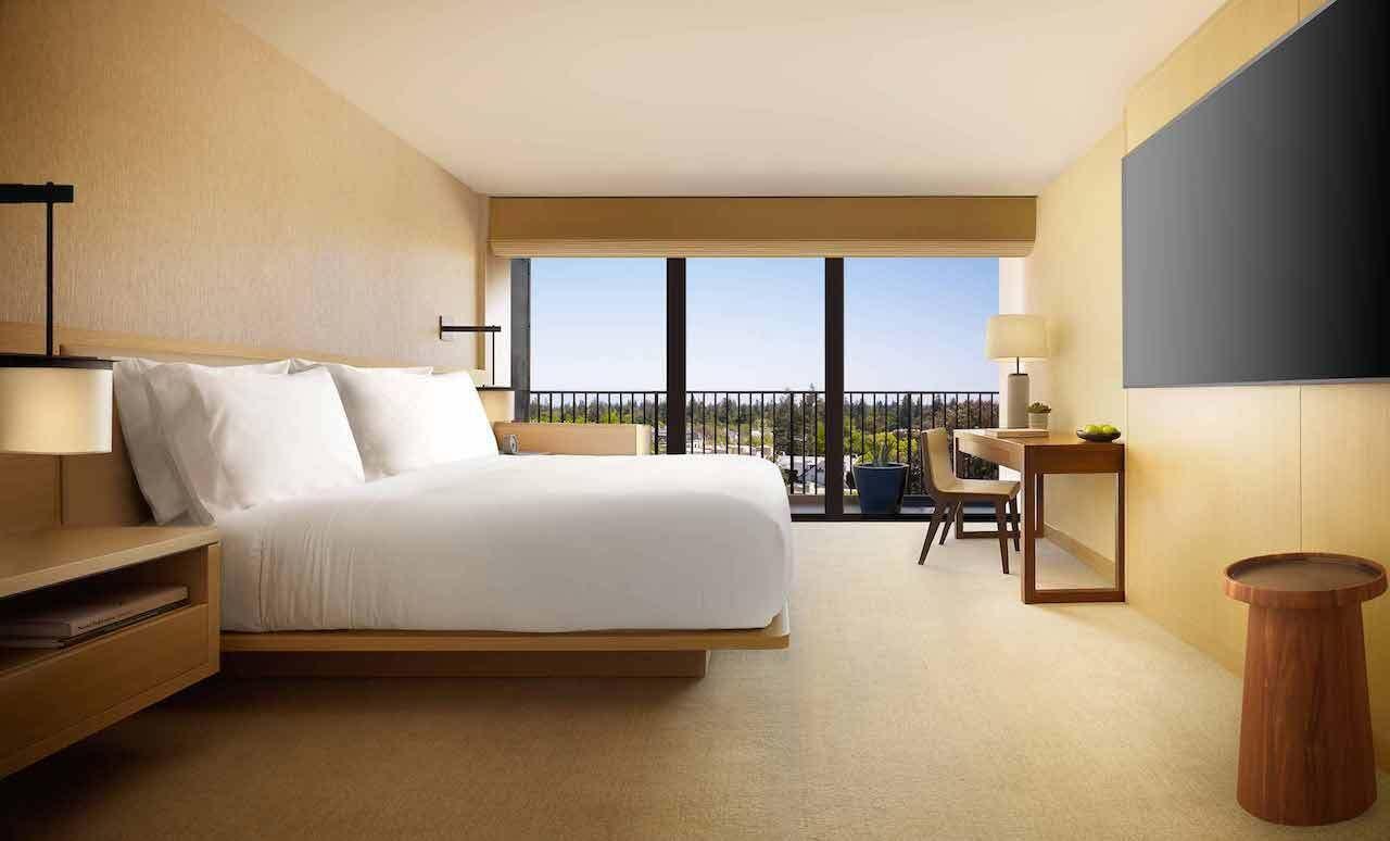 Nobu Hotel Japandi design trend