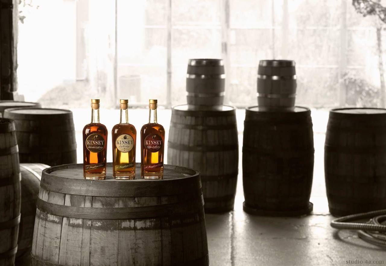 New Liberty Distillery, American whiskey distilleries