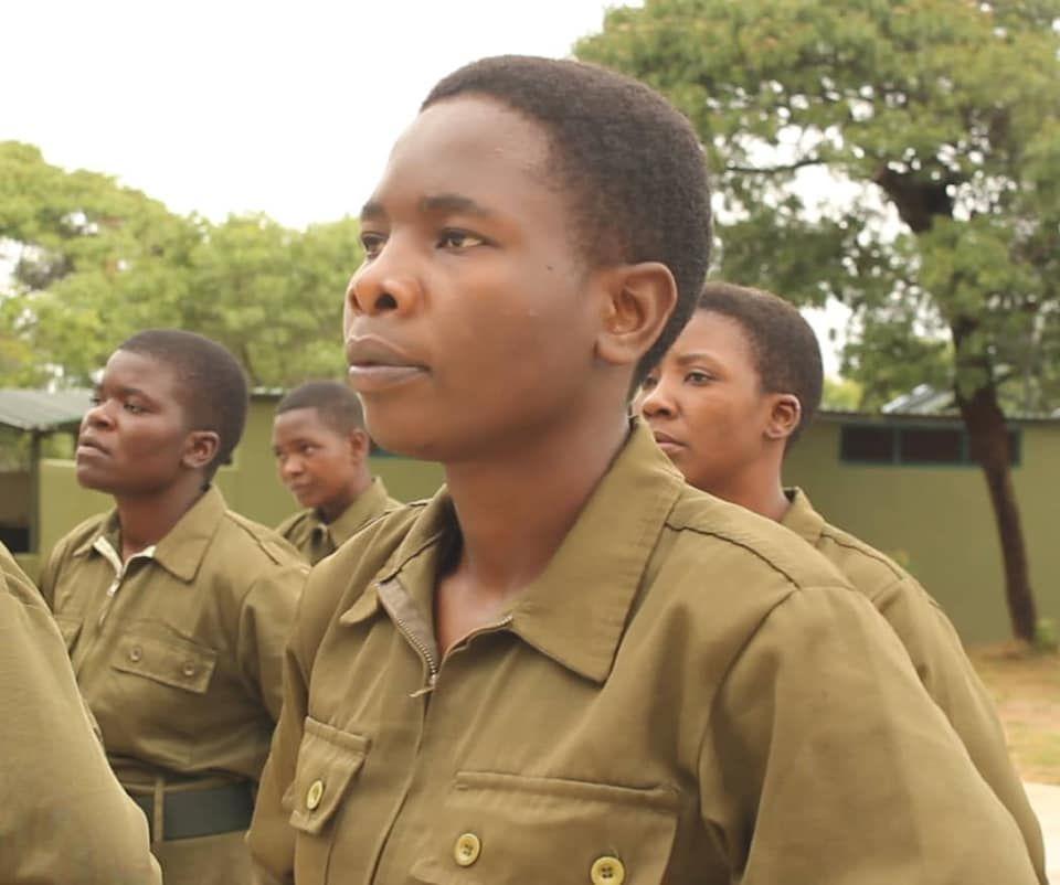 Nyaradzo Hoto, women environmental activists