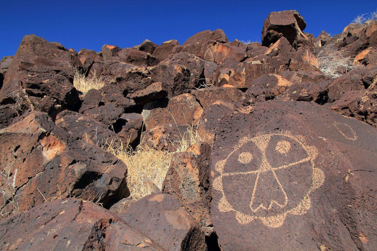 Petroglyph National Monument, Albuquerque, New Mexico road trips
