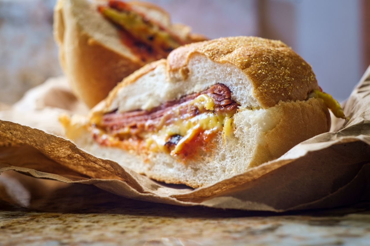 pork roll, egg and cheese, sandwiches from new jersey