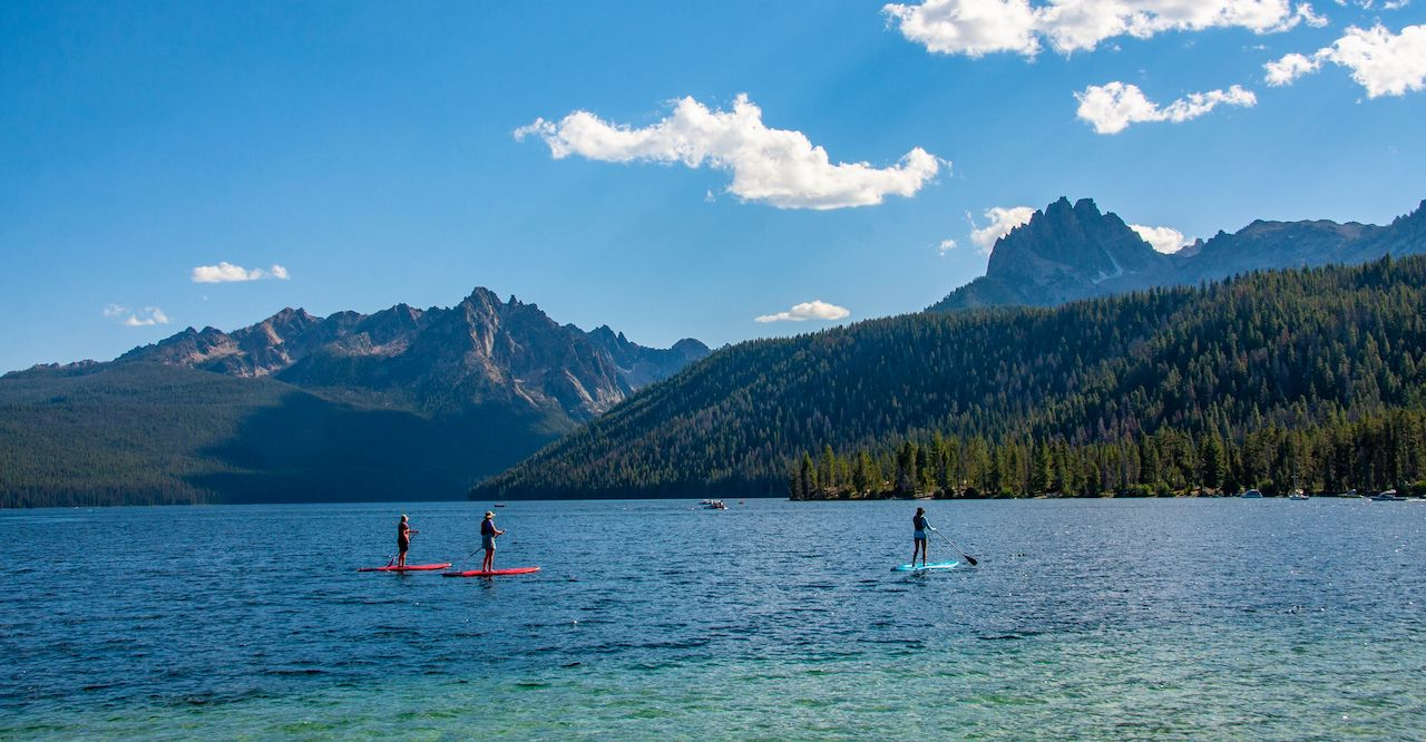 Redfish Lake, Idaho, what to do in Ketchum
