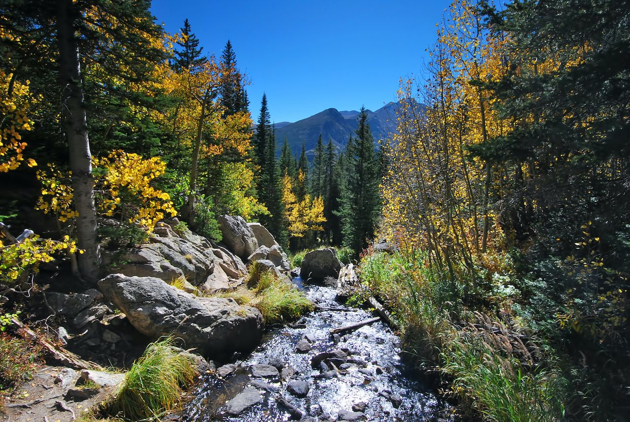Rocky Mountain National Park, most visited national parks in 2020