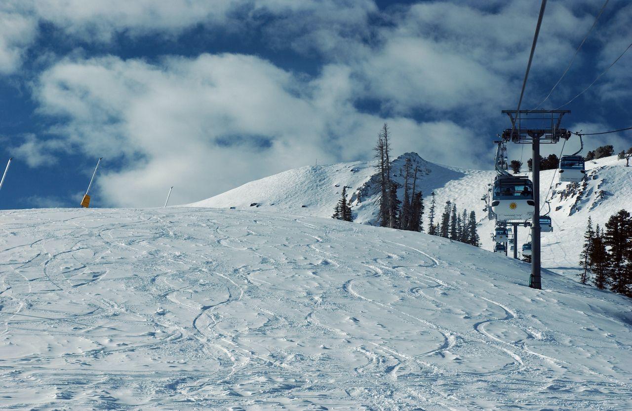 Snobasin Ski Resort for Utah ski