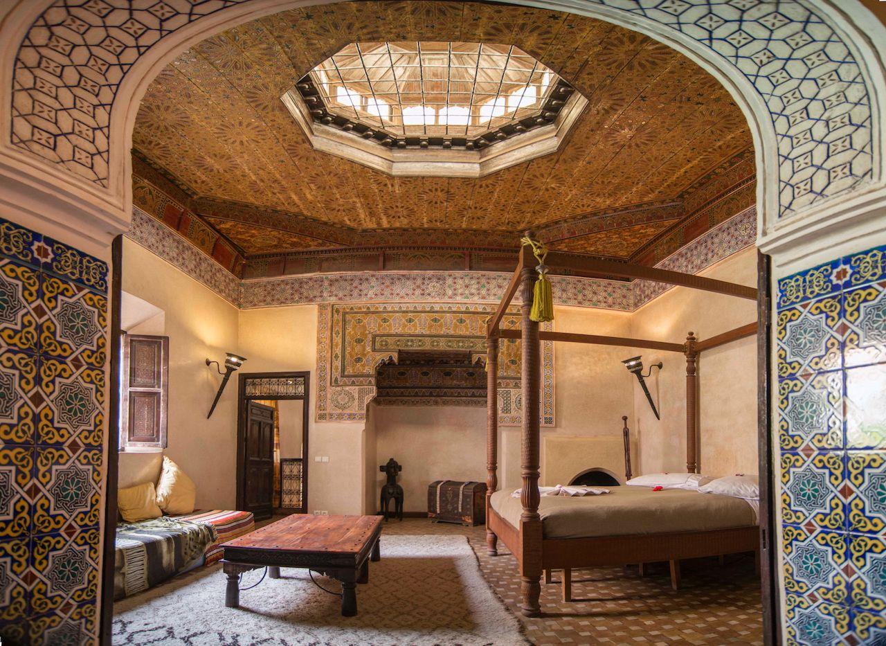 dog-friendly Airbnb in Morocco