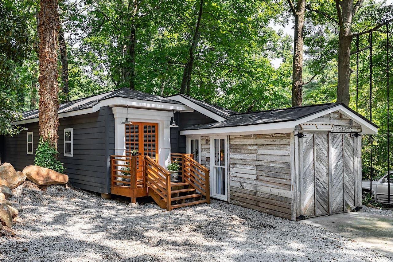 Tiny farmhouse Atlanta