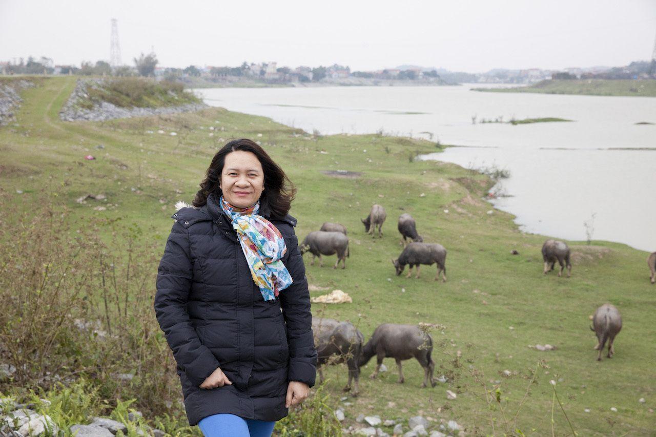 khanh nguy thi, women environmental activists