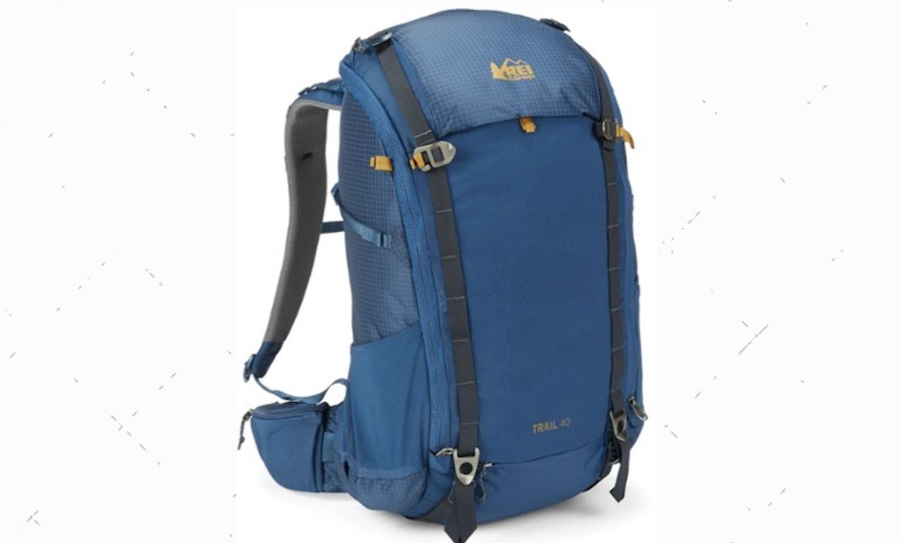 spring gear backpack