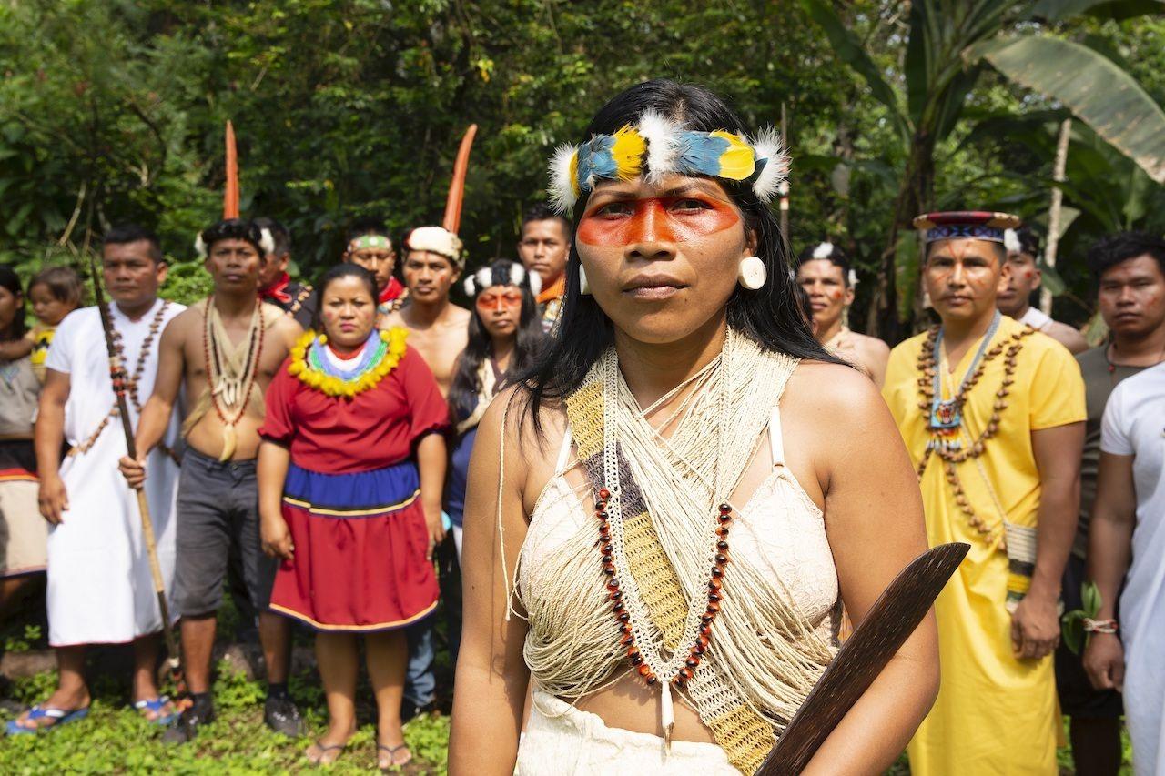 Nemonte Nenquimo, women environmental activists