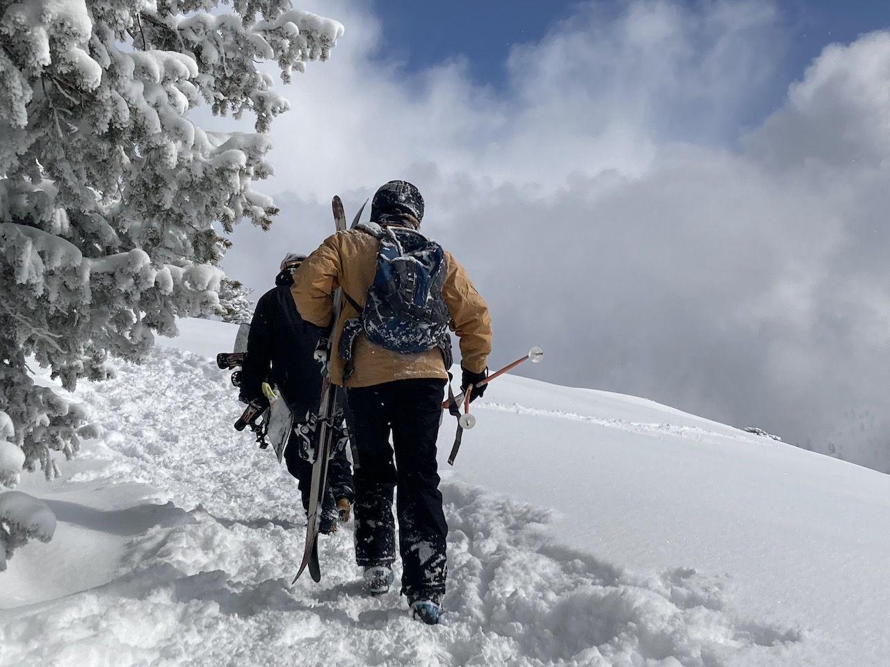 Powder Mountain Utah Ski resort
