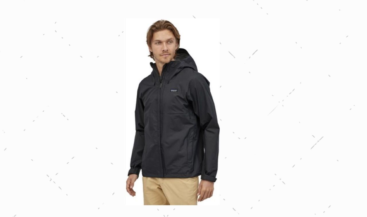patagonia torrent shell spring gear