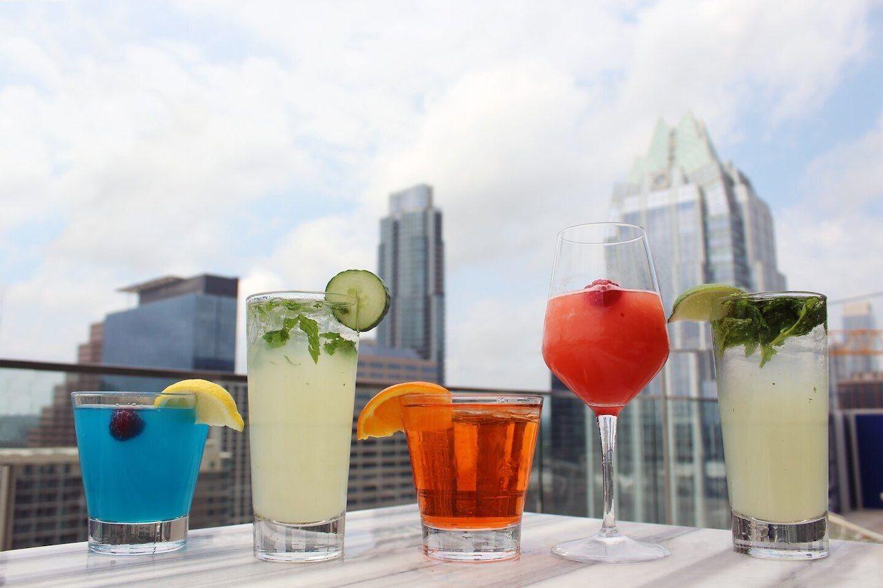 Austin rooftop bars