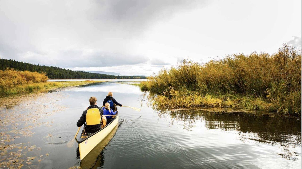 Clearwater River Canoe Trail
