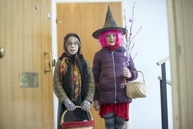 Easter witches in Finland