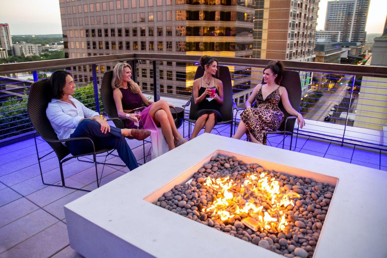 Edge Rooftop in Austin