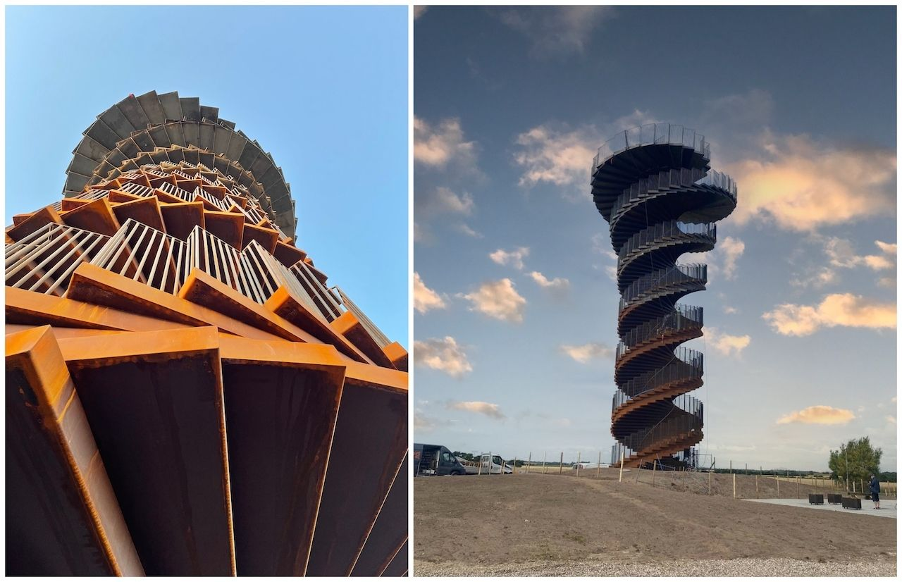 Marsh Tower, in Denmark
