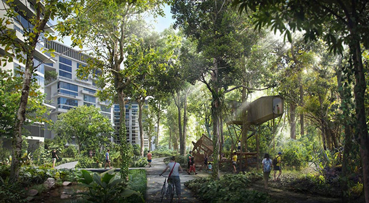 Singapore Forest Town