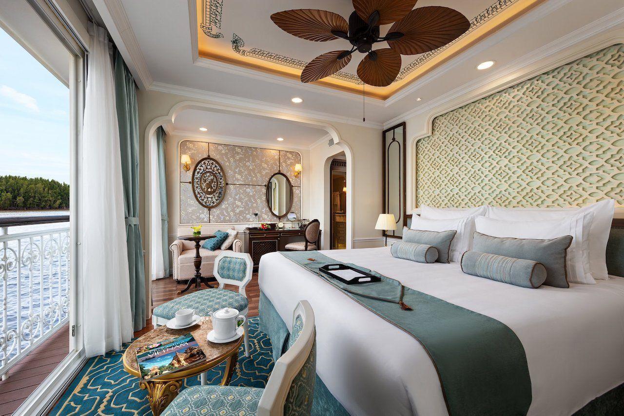 Uniworld Boutique River Cruises interior