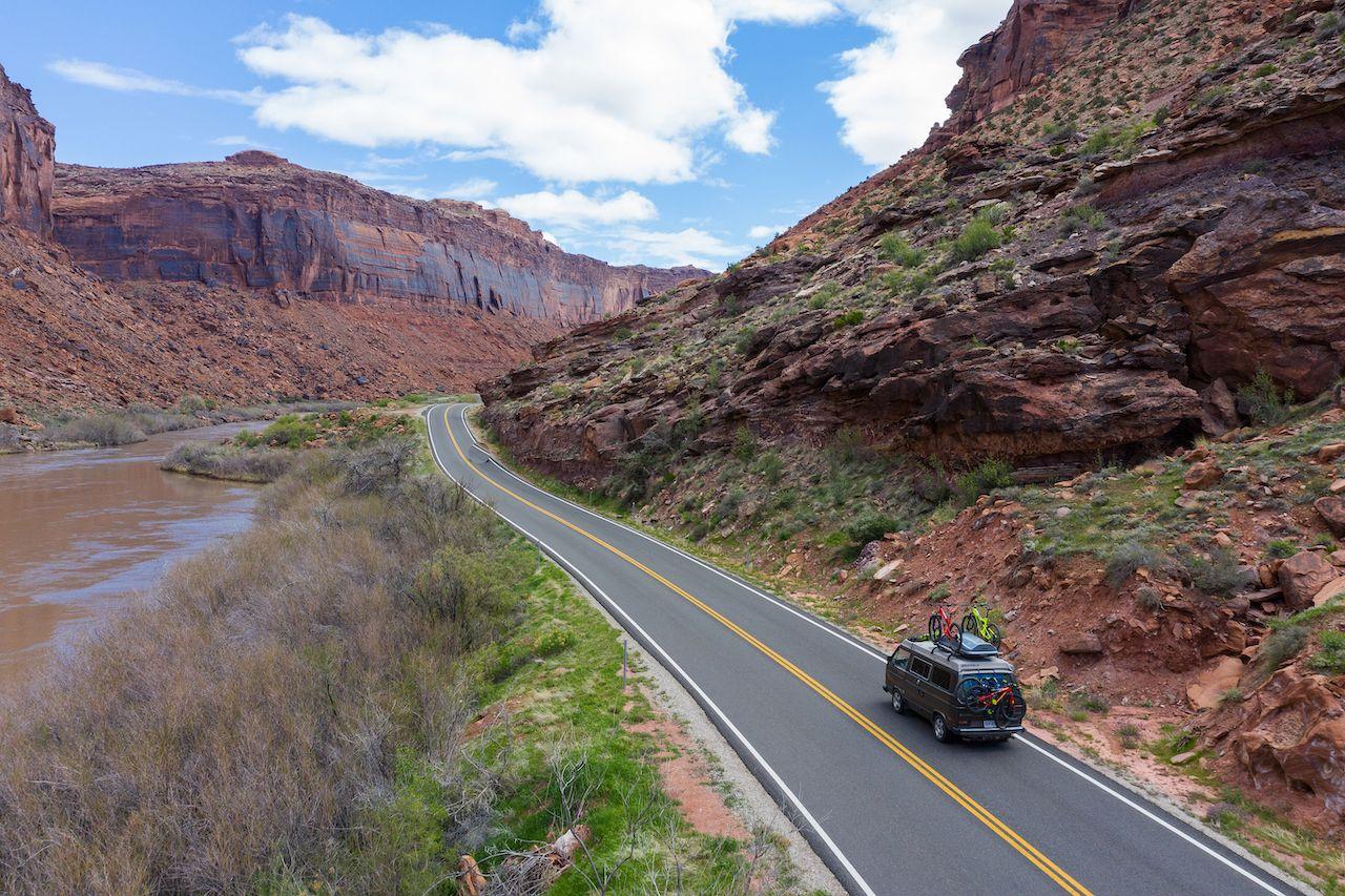 Utah highway