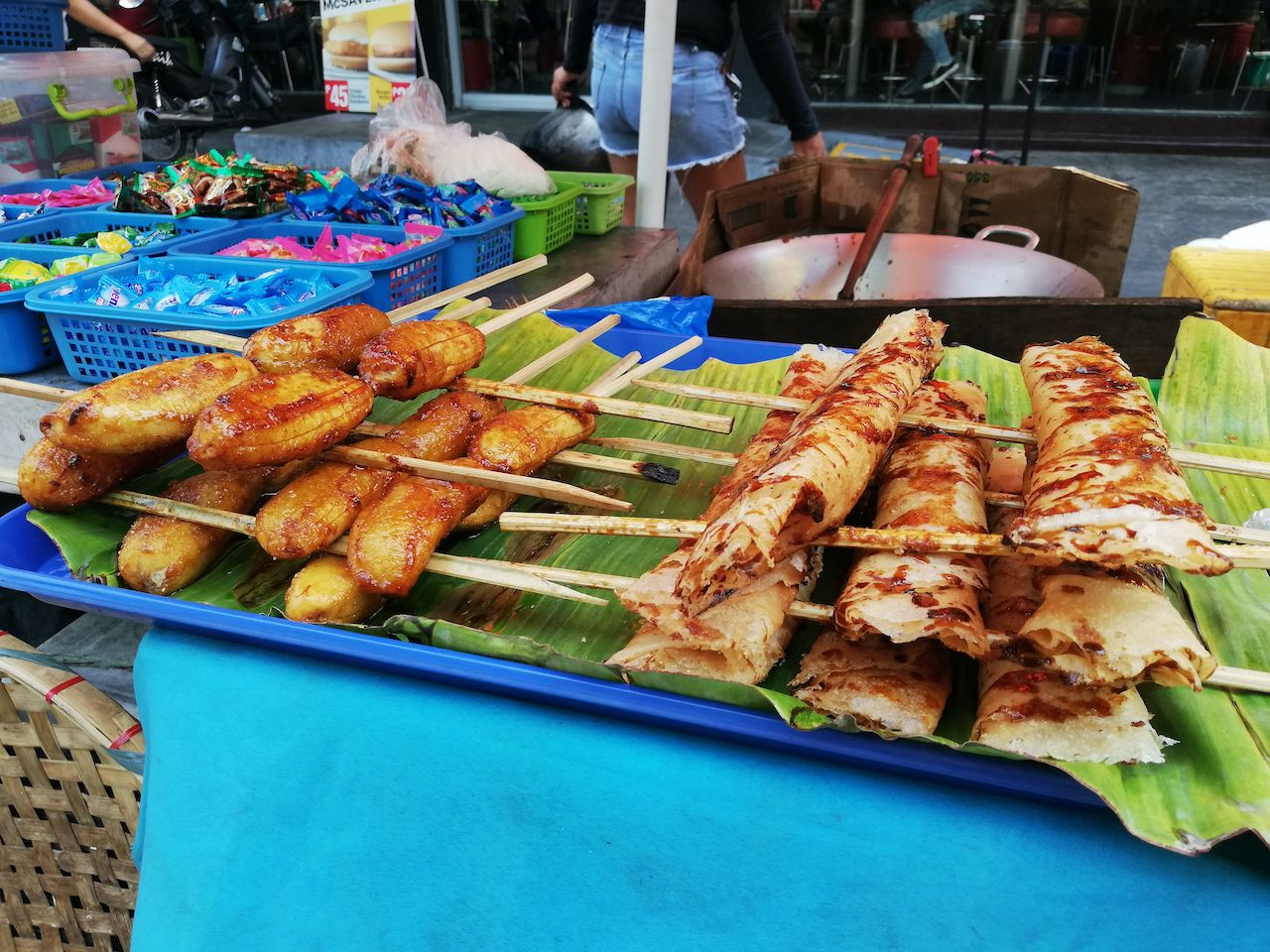 bananacue filipino desserts