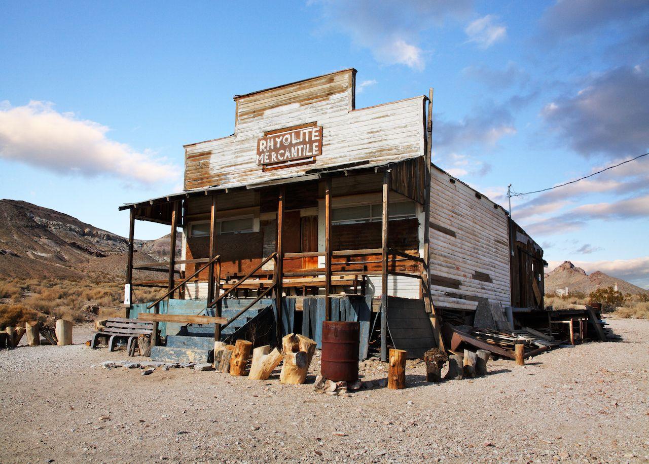 Rhyolite Nevada, Nevada attractions