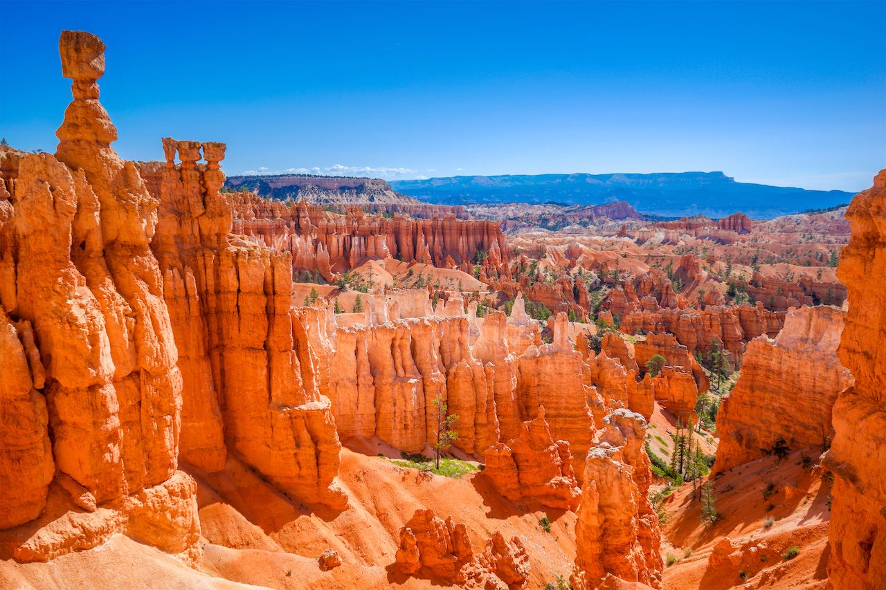 The Bryce Canyon National Park, Utah, United States, utah canyon country