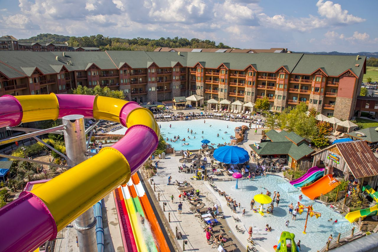 5 unique places to stay in Sevierville, TN