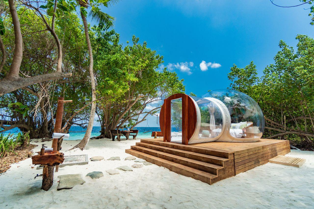 Amilla Glamping by Day, Maldives resorts