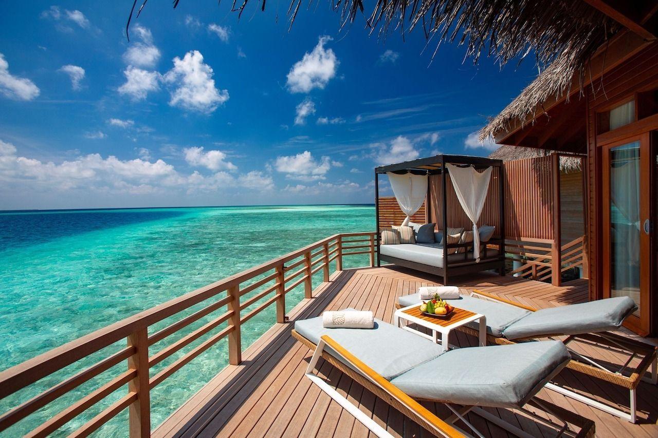 Baros Maldives resort water villas, Maldives resorts