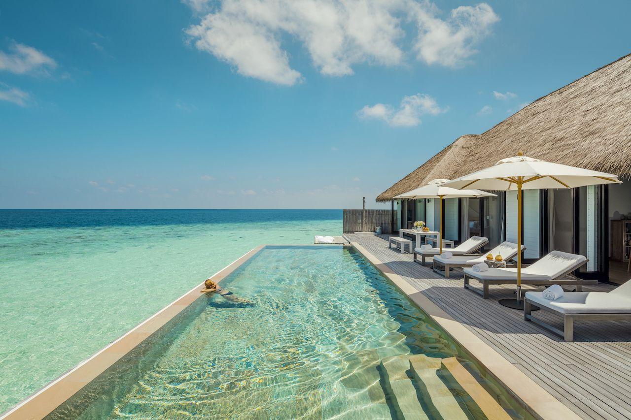 COMO resort, Maldives resorts
